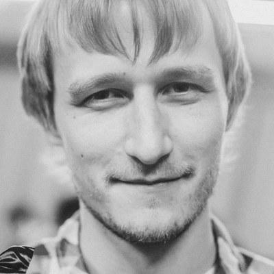 Coordinator Dmytro Biriukov