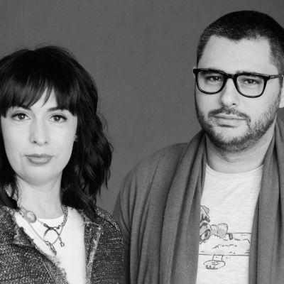 Евеліна Хмелевська і Олексій Яновський